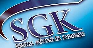 Şanlıurfa SGK'dan Flaş Kayıt Dışı Açıklaması