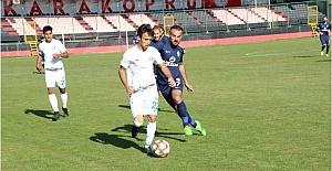 Şanlıurfaspor - Sarıyer 0 - 4