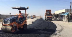 Türkiye Bölgede Yolları Onarıyor