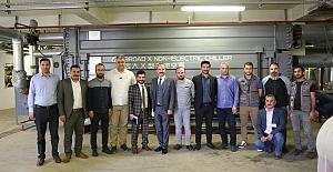 Urfa'da Hastane Kendi Elektriğini Üretmeye Başladı