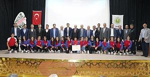 Urfa'daki Spor Kulübüne Belediyeden Destek
