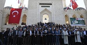 Urfa'nın En Büyük Camisi 11 Nisan Dualarla Açıldı