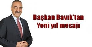 Aslan Ali Bayık'tan 2020 Yılı Mesajı