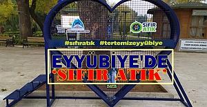 Eyyübiye'de Atıkları Ayıklayacak Hamle