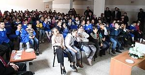 GAP İlkokulunda 'Karagöz Hacivat'ı Oyunu Sergilendi