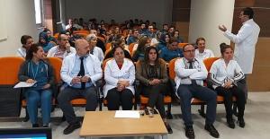 Harran Tıp Hastanesinde Kuduz Profilaksi Rehberi Eğitimi