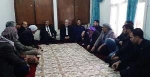 HÜDA PAR İl Başkanı Erat, Viranşehir'de Halkın Sorunlarını Dinledi