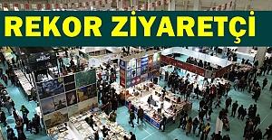 Kitap Fuarı Ziyaretçi Rekoru Kırdı!...