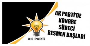 Şanlıurfa#039;da Ak Parti Kongreye...