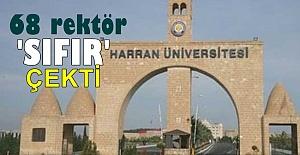 Türkiye'de Rektörler Sınıfta Kaldı! 71 Rektör Hiç Atıf Almadı