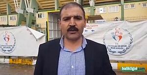 Urfaspor Eski Başkanı Yetim#039;den...