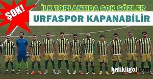 Urfaspor#039;un Başına Atanan Kayyım...