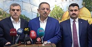 AK Parti Genel Başkan Yardımcısı Özhaseki Şanlıurfa'ya Geliyor