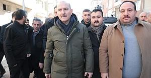 AK Parti İl Başkanı Yıldız ve...