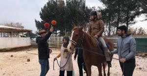 Atlı Terapi Antrenörlük Eğitimi Verildi