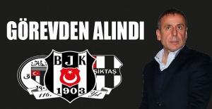 Beşiktaş Abdullah Avcı'yı görevden alındı