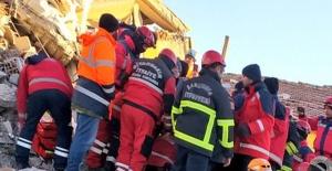 Deprem sonrası Şanlıurfa'da 50 kişi hastaneye kaldırıldı