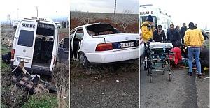 Kafa Kafaya Girdiler: 2 ölü, 12 Yaralı