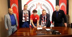 Karaköprü Belediyespor Galatasarayda...