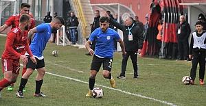 Karaköprü Erzincanspor'u 1-0 Yendi