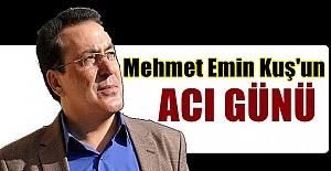 Mehmet Emin Kuş'un annesi Vefat Etti