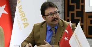 Şanlıurfa OSB Müdürü Yunus Emre Aksu'ya Yeni Görev