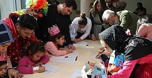 Şanlıurfa Büyükşehir Hasta Çocukları İçin Yılbaşı Programı Düzenledi