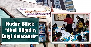 Şanlıurfa'da Neşe Erberk Anaokulu İngilizceyi Ana Dil Yapıyor