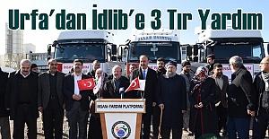 Şanlıurfa İdlib Halkını Unutmadı!