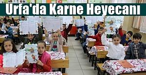 Şanlıurfa'da 650 Bin Öğrenci Bugün Karne Aldı