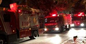 Siverek'te yangın: 9 yaralı