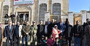 Tel Abyad'ta Hem Güvenli Hem Ekonominin Temeli Atıldı