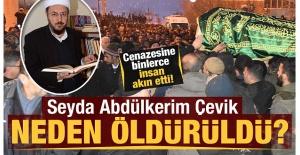 Tüm Türkiye Bu Cinayetin Nedenini...