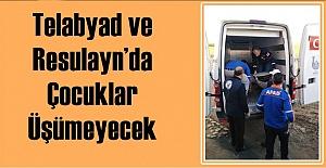 Türkiye'den Mazlum Çocukları Isıtacak Adım
