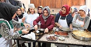Urfa Büyükşehir Yöresel Yemek Kursu Başlattı