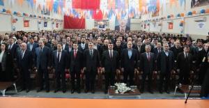 AK Parti Hilvan'da Kongresini Yaptı