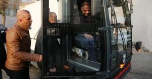 Başkan Yol süpürme Aracını Alanda Test Etti