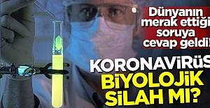 Bu Salgın İnsanlığa Yönelik Biyolojik Bir Saldırı mı?