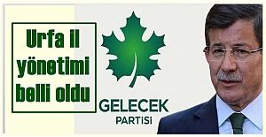 Gelecek Parti Abdullah Yeşil Başkanlığında...