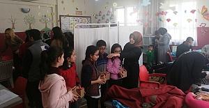 Öğretmenler ve Veliler Hayat Verdi