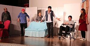 Tiyatro İle Engellilere Engel Olunmaması İçin Dikkat Çektiler