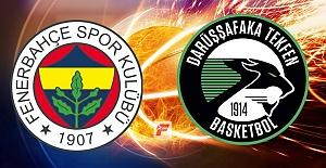 Türkiye Kupasını Alan Takım Fenerbahçe Oldu