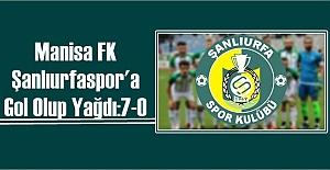 Urfaspor'un Düştüğü Acı Durum: 7-0 Mağlup Oldu