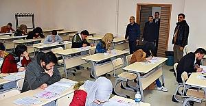 Yabancı Öğrenci Sınavı (HarranYös) Yapıldı