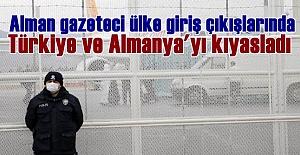 Alman Gazeteci'den Türkiye'ye Büyük Övgü!