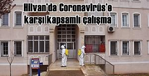 Hilvan Belediyesi Kapsamlı Çalışma Başlattı