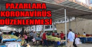 İçişleri Bakanlığı'ndan Semt Pazarları için 'Koronavirüs' Genelgesi