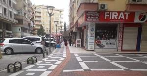 Şanlıurfa sokaklarında coronavirüs sessizliği!