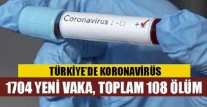 Türkiye'nin 28 Mart Günü Koronavirüs Tablosu Açıklandı