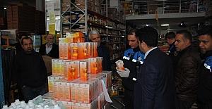 Urfa'da Zabıta Corona Virüs Denetimleri İçin Seferber Oldu